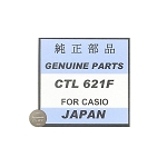 Original Casio Capacitor Battery CTL621F