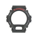 Casio DW6900 G-Shock Black Bezel