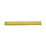 Expansion Metal Watch Band Gold Color (11mm-14mm)