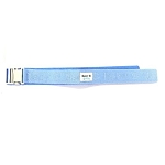 20mm Casio BG151V-2 Blue Nylon Watch Band
