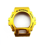 Casio DW6900GD-9 Gold Tone Resin Bezel