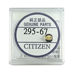 Original Citizen Capacitor Battery 295-67 for Eco-Drive