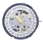 ETA G15.212 Date at 4 Tilted Watch Movement