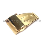 Gold Folding Button Clasp (10mm-26mm)