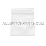 2 x 2  Plain Clear Resealable Plastic Bag 100pcs