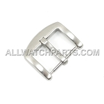 Brushed Thumbnail Style  Watch Strap Buckle (18mm-24mm)