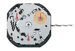 Hattori VX3N Watch Movement