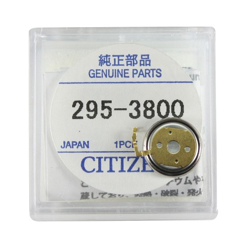 Original Citizen Capacitor Battery 295-38 for Eco-Drive