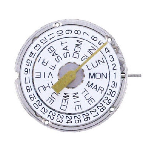 ETA 956.124 Watch Movement