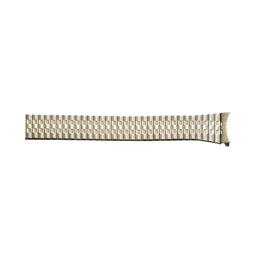 Expansion Metal Watch Band Silver Color (18mm)
