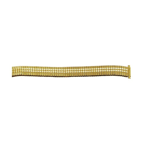 Expansion Metal Watch Band Gold Color (10mm-14mm)