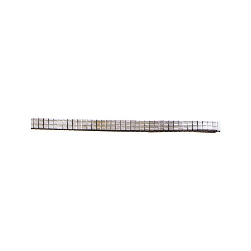 Expansion Metal Watch Band Silver Color (7mm)