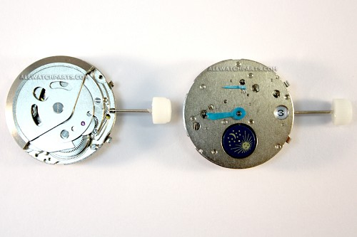 Chinese Automatic SP10 Mechanical Movement