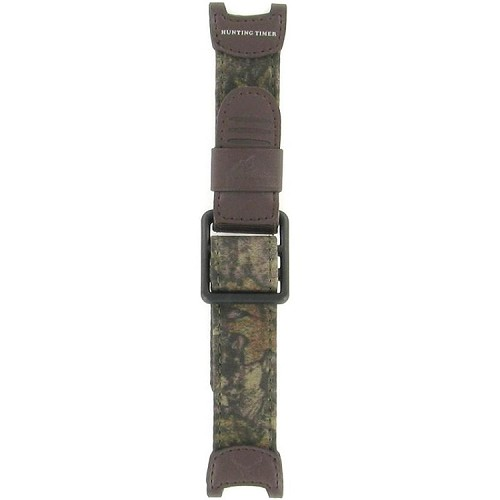 25mm PAS410B Camo / Brown Casio Watch Band