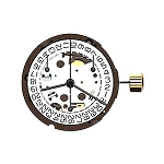 ETA G15.211 Date at 4 TiltedWatch Movement DISCONTINUED - USE ETA G15.212-D4-N4