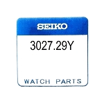 Original SEIKO Capacitor Battery 3027.29Y DISCONTINUED - USE 3027.V1Z