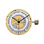 ETA 955.412 High Cannon Pinion Watch Movement