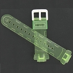 14mm BG169-3 Green Casio Watch Band