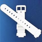 14mm BG169R-7A White Casio Watch Band