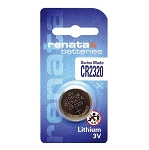 Renata CR2320 Lithium Battery 3V