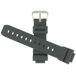 16mm DW9052-1 Black Casio Watch Band