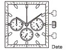 MIYOTA FS21 Watch Movement