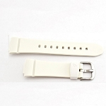 23mm Casio BGD141-7 White Resin Band