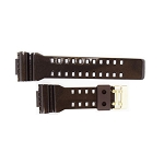 15.5mm Casio GA110BR-5 Brown Resin Band