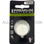 Panasonic CR2412 Lithium Battery 3V
