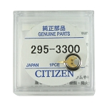 Original Citizen Capacitor Battery 295-33 for Eco-Drive