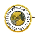 ETA 955.412 2 Hand Date at 6 Watch Movement