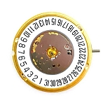 ETA F05.111 Date at 6 Watch Movement