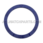 Bezel Insert To Fit Rolex Submariner - 38.0mm All Blue Ceramic