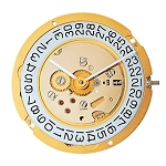 Harley Ronda 1006 Swiss Made Watch Movement