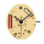ETA 980.106 High Cannon Pinion Watch Movement