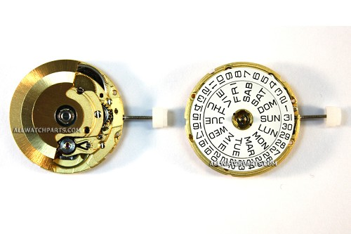 Chinese Automatic 8836 Mechanical Movement