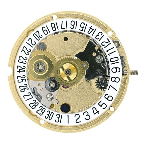 ETA 956.112 2 Hand Date at 6 Watch Movement