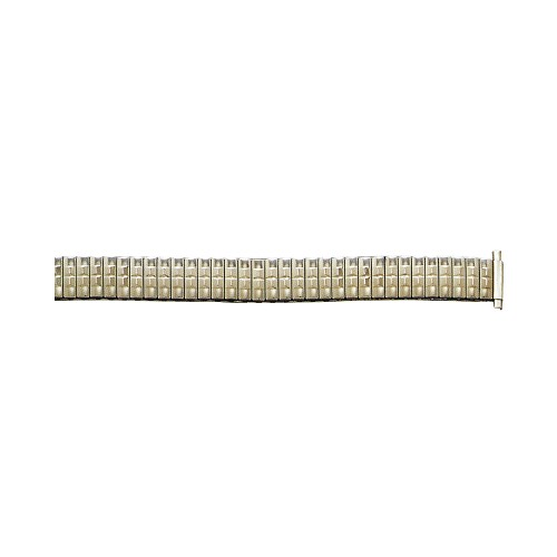 Expansion Metal Watch Band Silver Color (11mm-14mm)