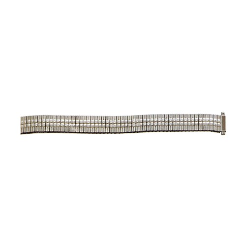 Expansion Metal Watch Band Silver Color (10mm-14mm)