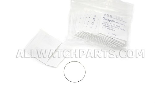 0.4mm O-Ring Gasket Assortment 96pcs (10mm-31mm / 1.0mm increment)