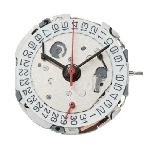 MIYOTA FS03  Date at 4 Tilted Watch Movement