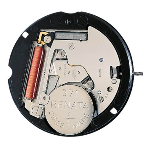 Harley Ronda 505 Date at 6 Watch Movement