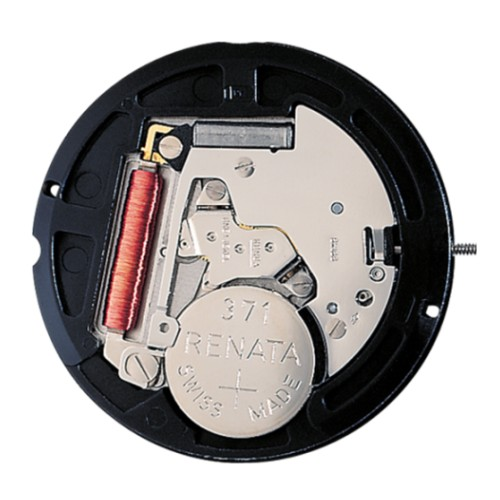 Harley Ronda 515 Date at 6 Watch Movement